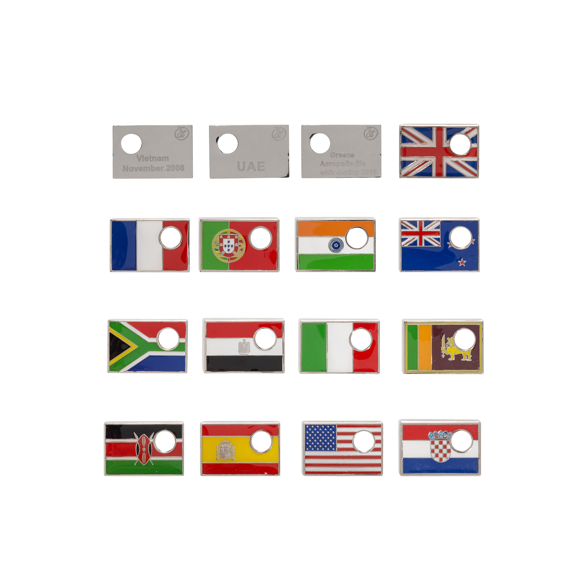 Storyteller Flags- Capture your travel memories NOW!