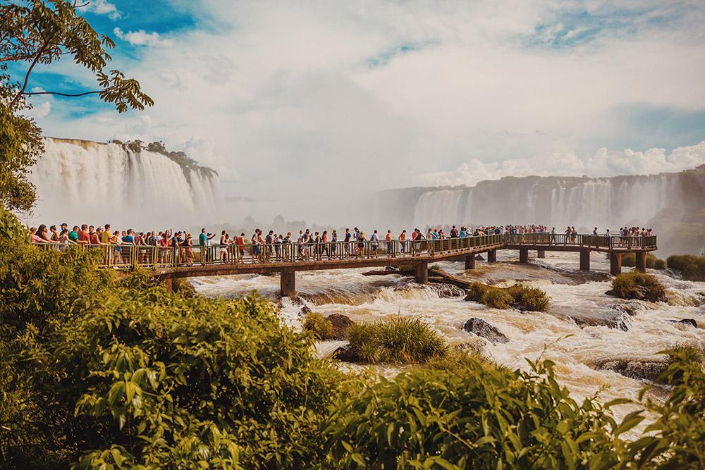 See Iguacu Falls