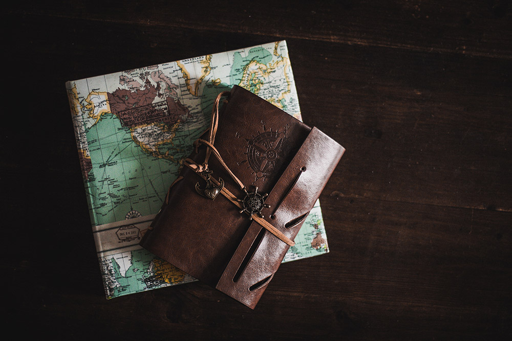 Why we should all keep a Travel Journal