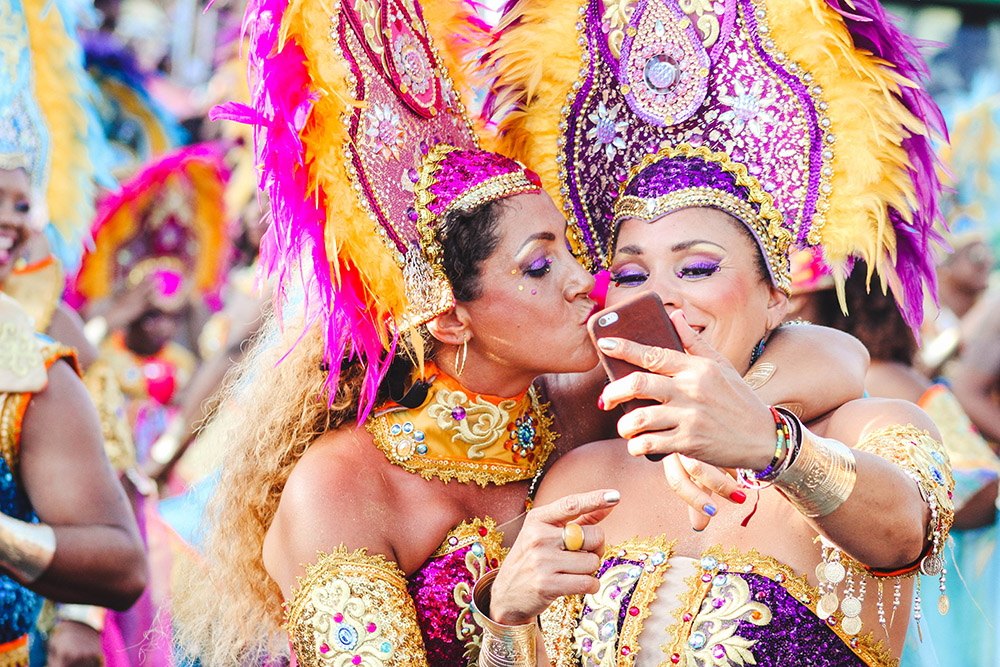 Rio de Janeiro Carnival, Brazil