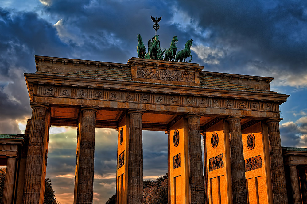 Take in the history of Berlin