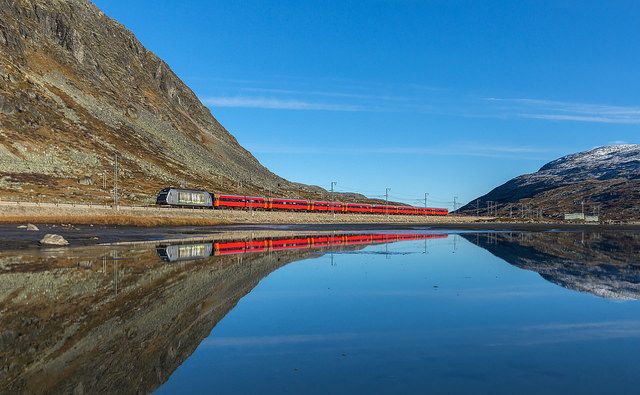 8 of the world's most amazing train journeys